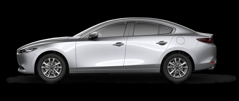 Model - Mazda 3